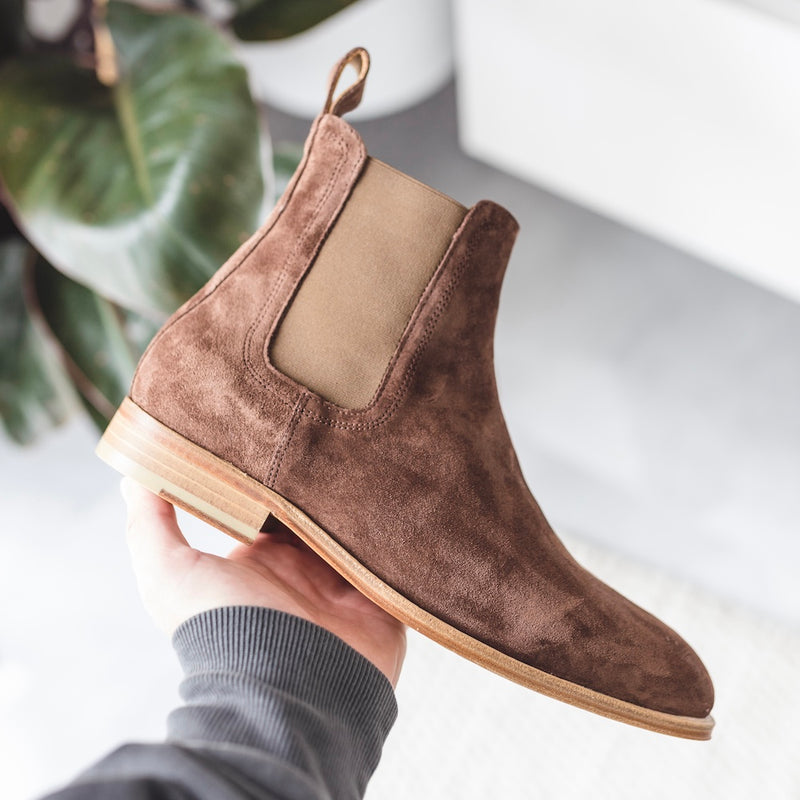 Rebus Chelsea Boot - Brown (Coming Soon)