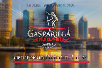 GASPARILLA SUP INVASION