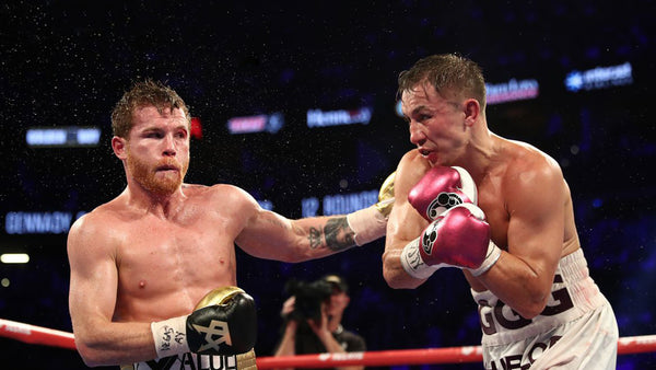 Reversal of Fortune - Canelo is the New Middleweight King