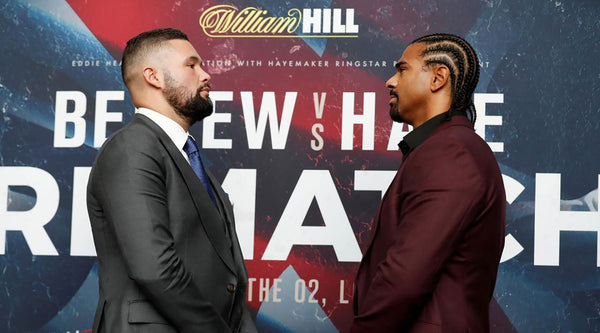 Haye's Humble Promises: Bellew vs. Haye 2 Press Conference