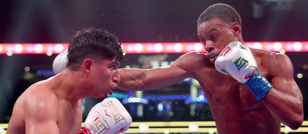 Errol Spence Jr is on the brink of greatness