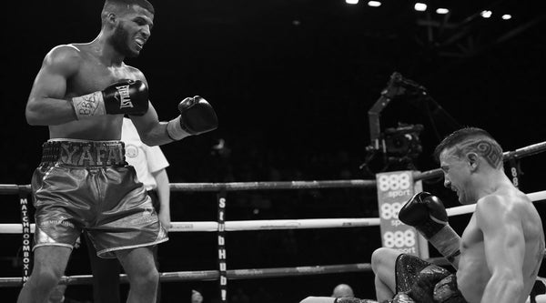 Gamal Yafai – Mark of the Beast