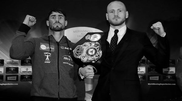 The Saint and the Sinner: Groves vs Cox