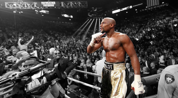 Three fighters that had the best chance to beat Floyd Mayweather, Jr.