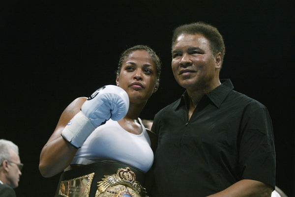 Greatest Ever Women's Fighters