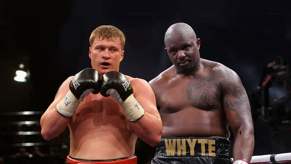 Povetkin vs Whyte Fight Focus