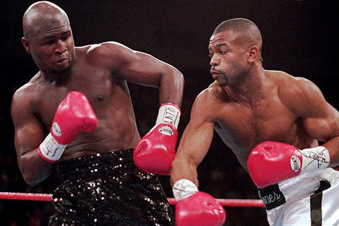 Roy Jones Jr. Vs. James Toney