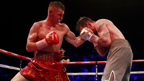 Ryan Burnett vs Lee Haskins