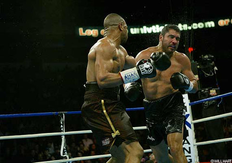 Roy Jones JR vs John Ruiz