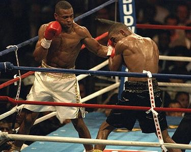Roy Jones JR. vs. Hopkins