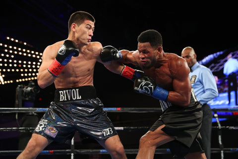 Bivol vs Barrera