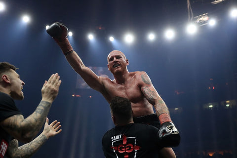 Groves Defeats Eubank