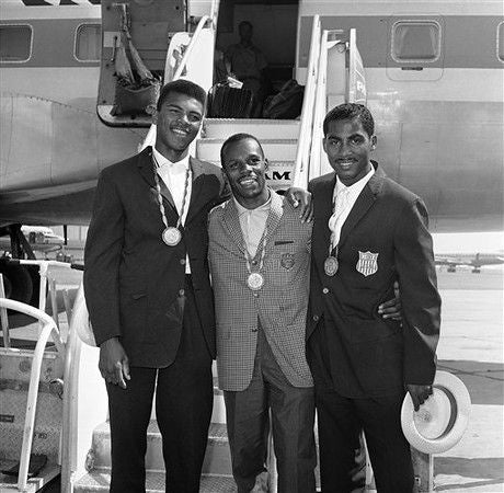Ali, Crook and McClure Gold Medal