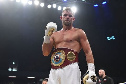Billy Joe Saunders BOXRAW