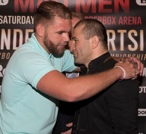 Billy Joe Saunders Khurtside