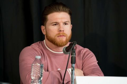 Canelo Press conference