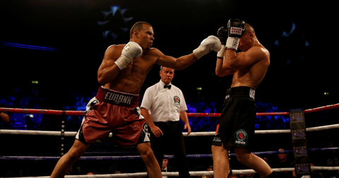 Chris Eubank Title fight