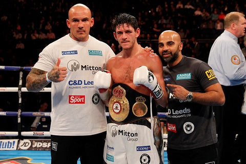 Coldwell with Mcdonnell