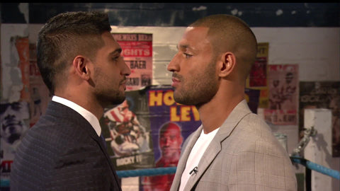 Khan vs. Brook