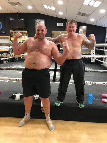 Tyson Fury Weight Gain