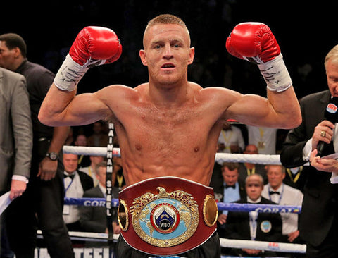 Terry Flanagan moves up in weight