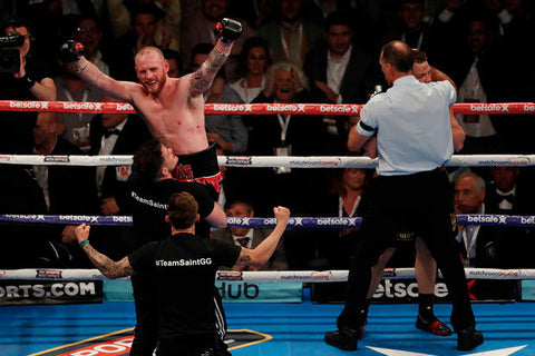 George Groves wins World title