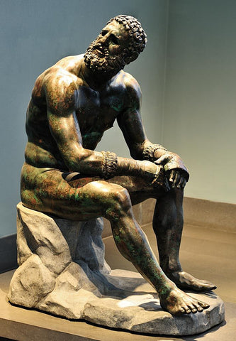 Ancient Greek and Boxing