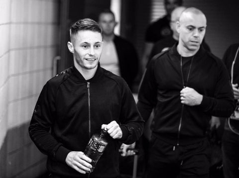 Ryan Burnett and Adam Booth