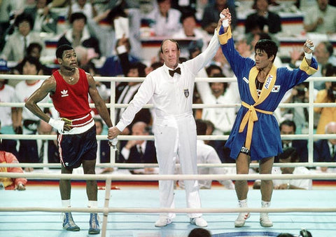 Roy Jones Jr Olympic final
