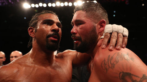David Haye vs. Tony Bellew