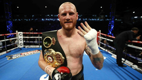 George Groves World Boxing Super Series