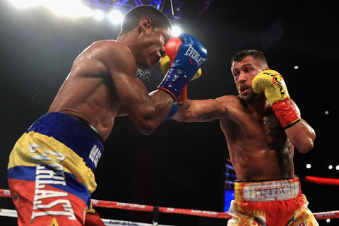 Lomachenko vs Marriaga