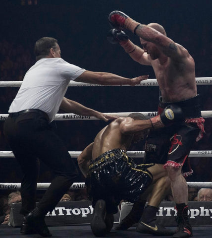 Groves drops Eubank