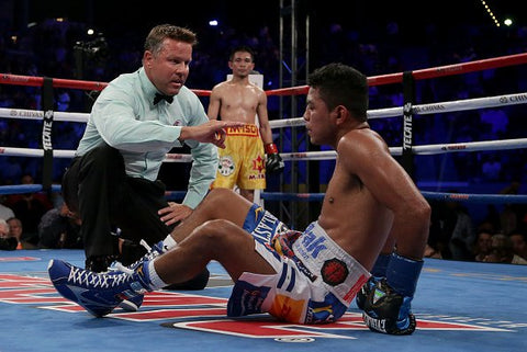chocolatito vs rungvisai knockdown