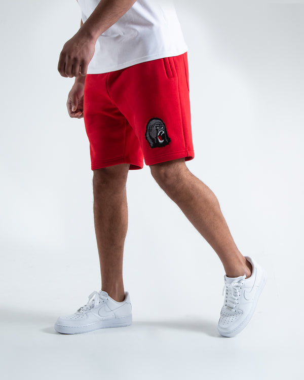 Tank Shorts - Red