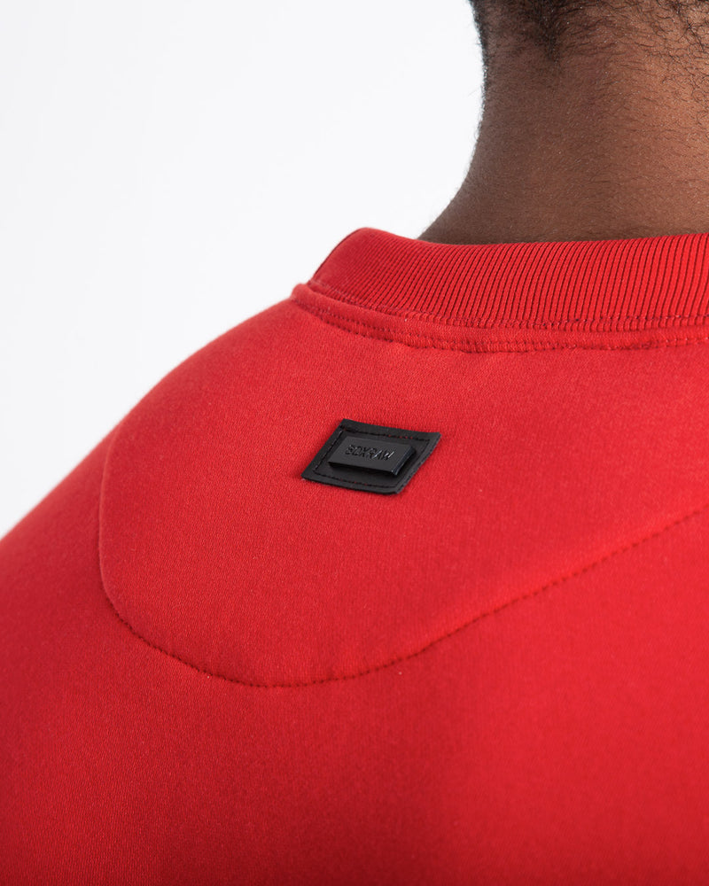 Tank Sweatshirt - Red