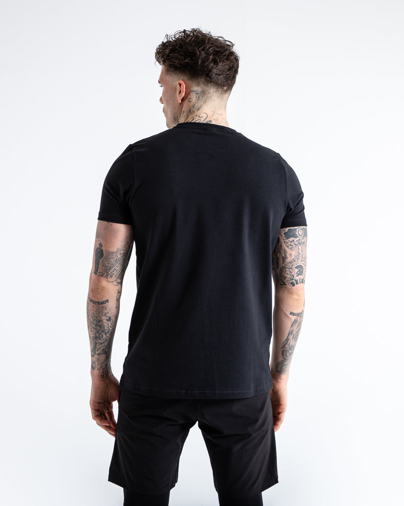 BOXRAW Boxing Is Love T-Shirt Black