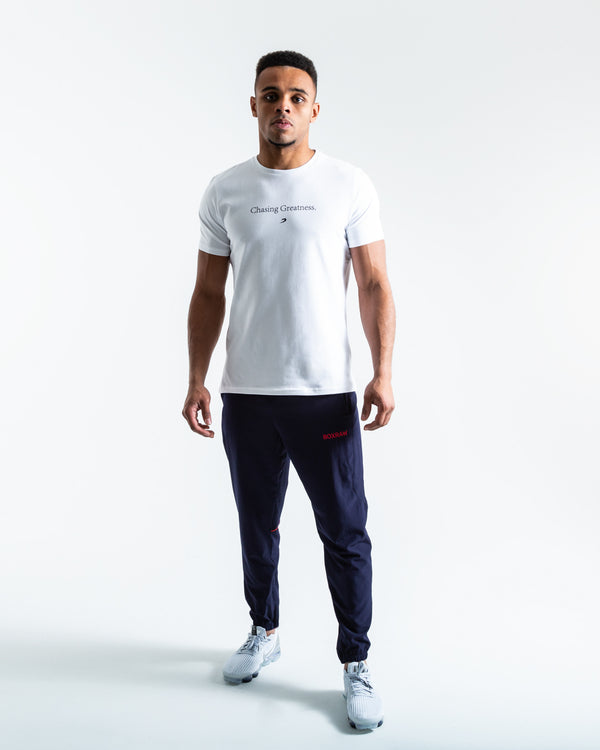 BOXRAW Chasing Greatness T-Shirt - White