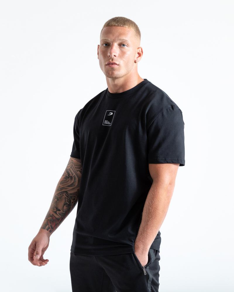 BOXRAW Established Strike T-Shirt - Black