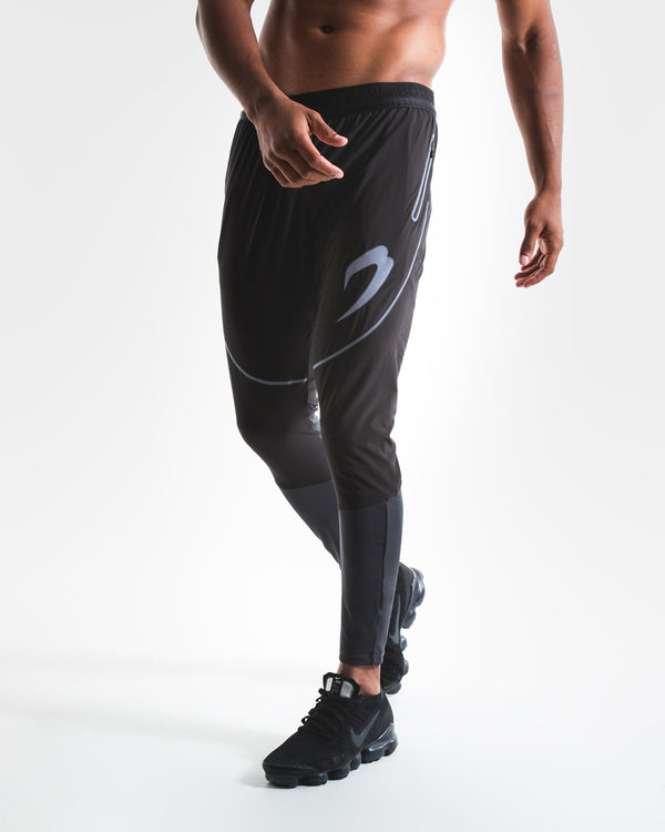 Wilde Technical Joggers - Black