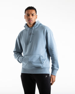 Established Unisex Hoodie - Blue