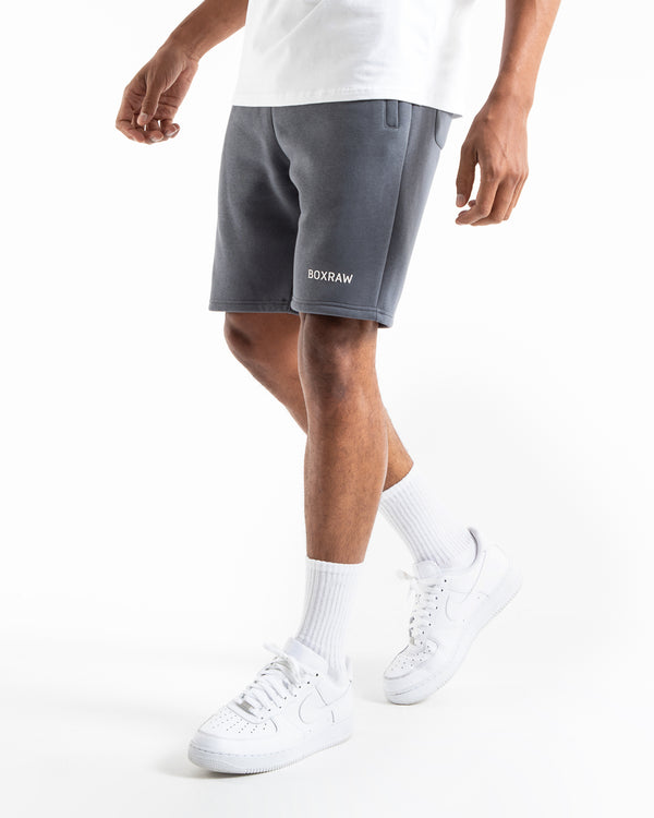 Johnson Shorts - Charcoal