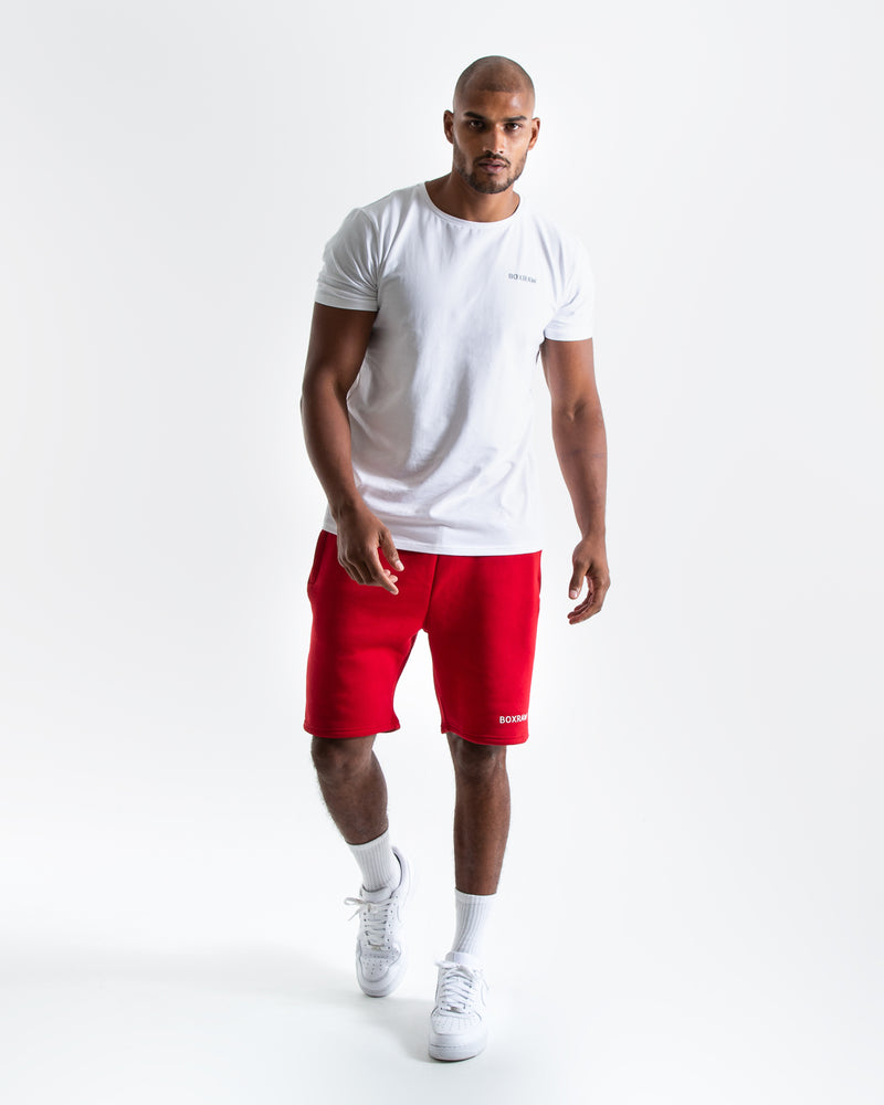 Johnson Shorts - Red