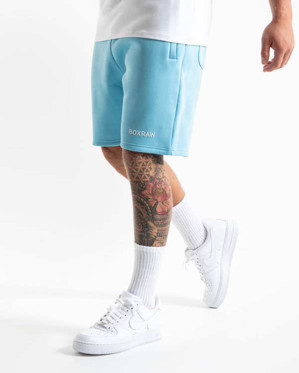 Johnson Shorts - Baby Blue