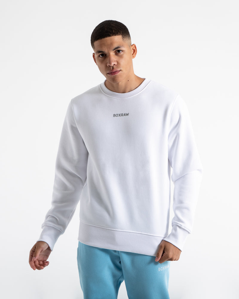 Johnson Sweatshirt - White