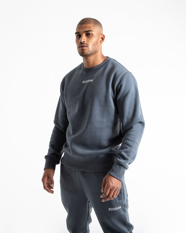 Johnson Sweatshirt - Charcoal