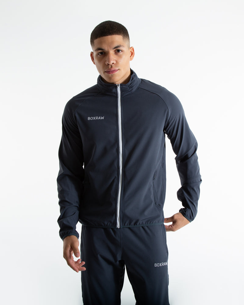 Robinson Jacket - Charcoal