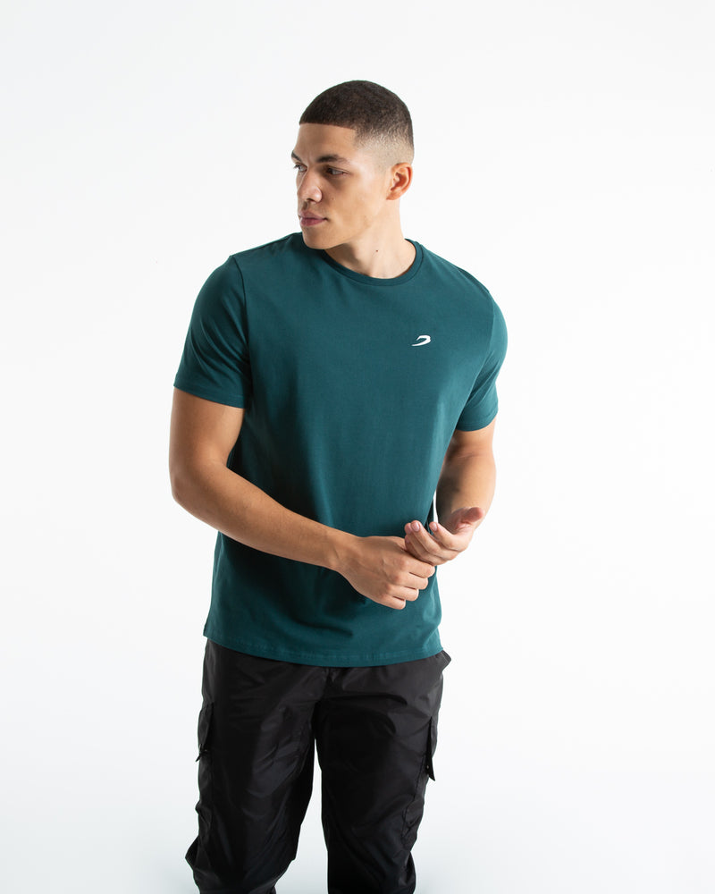 BOXRAW Strike T-Shirt - Green