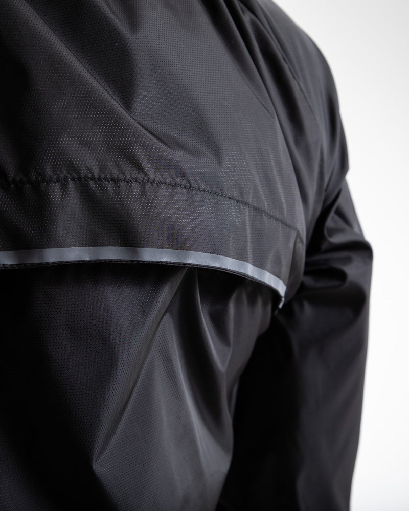 Men's Reflective Windbreaker Jacket