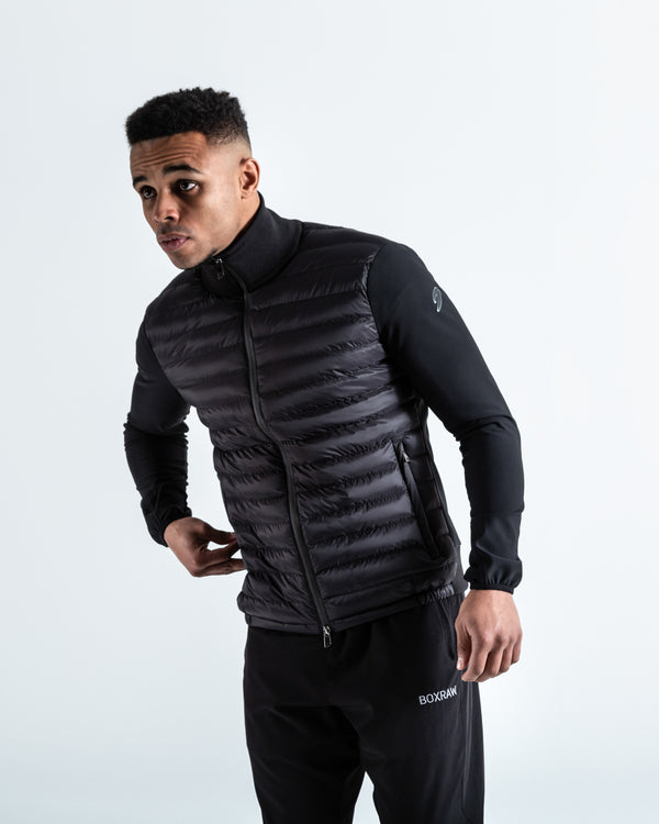 BOXRAW Tapia Jacket - Black